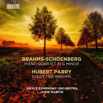 PIANO QUARTET IN G MINOR - ELEGY FOR BRAHMS