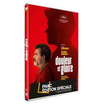 Douleur et gloire Edition Limitée Spéciale Fnac DVD