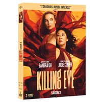 Coffret Killing Eve Saison 3 DVD
