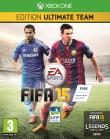 FIFA 15 Edition Ultimate Team Xbox One