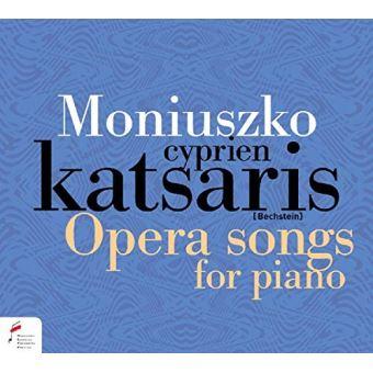Opera Songs For Piano Digipack