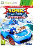 Sonic All Stars Racing Transformed Xbox 360 - Xbox 360