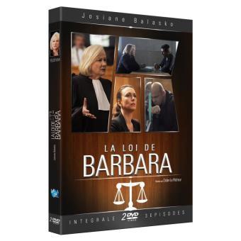 La loi de BarbaraLa loi de Barbara DVD