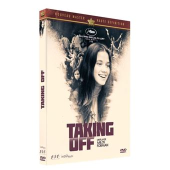 Taking Off DVD