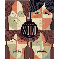 Les Beatles en solo. coffret 4 volumes