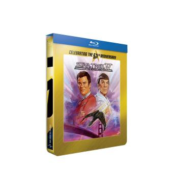 Star TrekStar Trek IV Retour sur Terre Edition Collector Steelbook Blu-ray