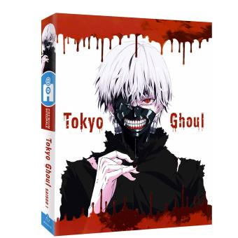 Tokyo ghoulTOKYO GHOUL-S1 INTEGRALE-2BLURAY-FR