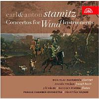 Concertos for wind instru