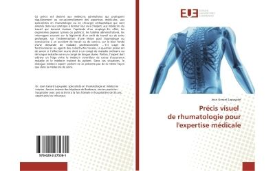 Précis visuel de rhumatologie pour l'expertise médicale