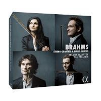 Quatuors à cordes numéro 1 à numéro 3, Quintette pour piano et cordes