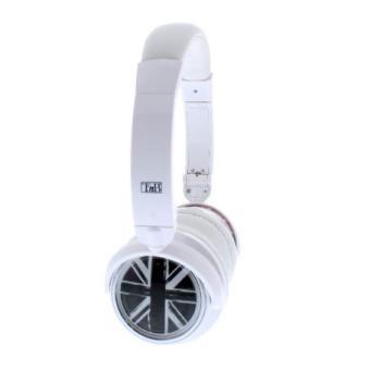 Casque Bluetooth T'nB London Blanc