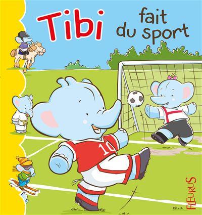 Tibi découvre les sports