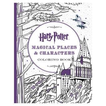 Harry Potter Harry Potter Lieux Et Personnages Magiques