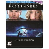 MARY SHELLEY'S PASSENGERS (STEELBOOK)-2BLURAY-BIL