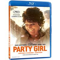 Party Girl Blu-ray