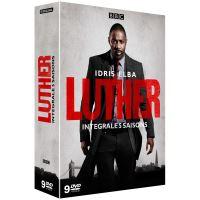 Coffret Luther Saisons 1 à 5 DVD