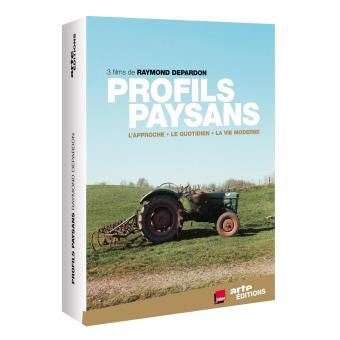 PROFIL PAYSANS-3 DVD-VF
