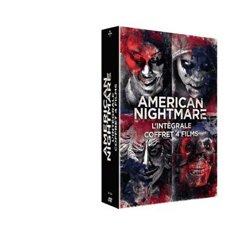 American NightmareCoffret American Nightmare 1 à 4 DVD