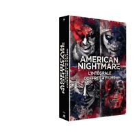 Coffret American Nightmare 1 à 4 DVD