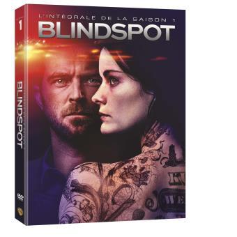 BlindspotBlindspot Saison 1 DVD