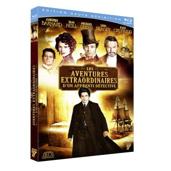Les aventures extraordinaires d'un apprenti détective Blu-ray