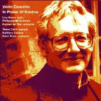 Concerto pour violon - In Praise of Krishna