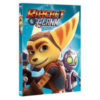 Ratchet et Clank Le film DVD