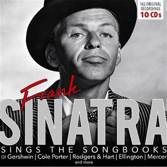 SINGS THE SONGBOOKS/10CD