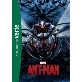 Bibliothèque MarvelBibliothèque Marvel 13 - Ant-Man, Le roman du film