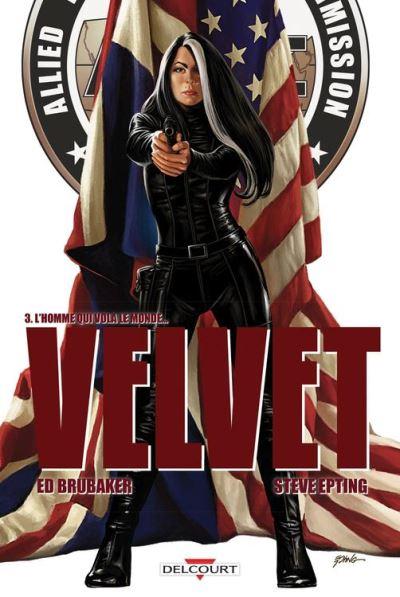 Velvet T03 - L'homme qui vola le monde - 9782413001133 - 12,99 €