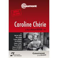 Caroline Chérie DVD