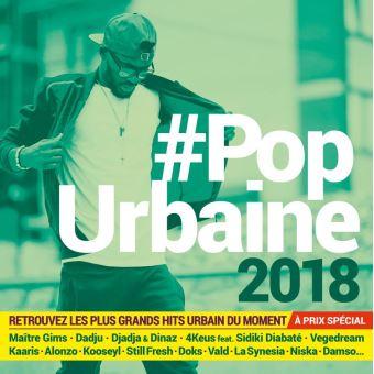 Pop urbaine 2018