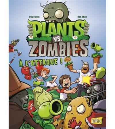 Plants vs Zombies, Tome 1 de Paul Tobin