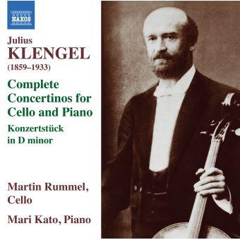 COMPLETE CONCERTINOS FOR CELLO AND PIANO