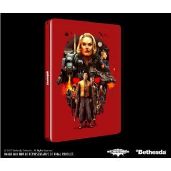 Steelbook Wolfenstein II