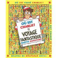 Charlie le voyage fantastique - nouvelle édition