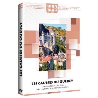 Mille pays en un Causses du Quercy DVD