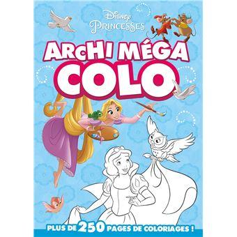 Disney PrincessesArchi Méga Colo