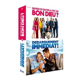 Coffret Débarquement Immédiat, Qu'est-ce qu'on a fait au bon Dieu ? DVD