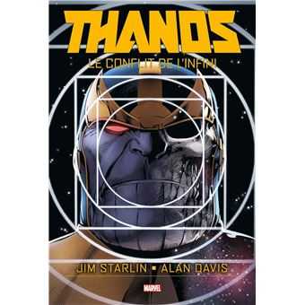 ThanosThanos: Le conflit de l'infini