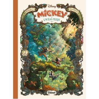 MickeyMickey et l'océan perdu