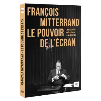 François Mitterrand Le pouvoir de l'écran DVD