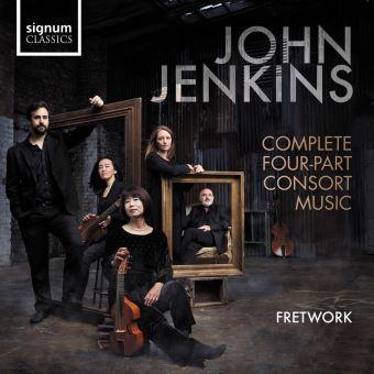 COMPLETE FOUR-PART CONSORT MUSIC/2CD