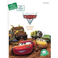 1ères lectures (CP1) Cars 3 : L'histoire du film