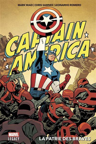 Captain America: La Patrie des Braves