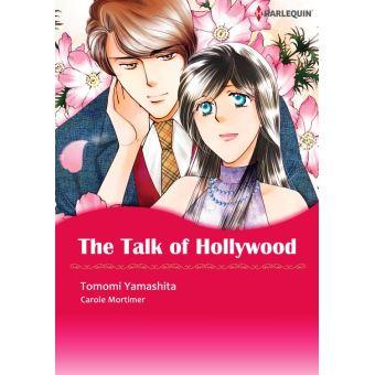 The Talk Of Hollywood Harlequin Comics