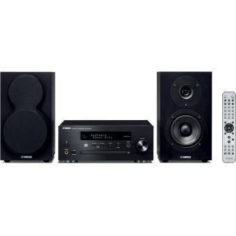 Mini-chaîne Multiroom Yamaha MusicCast MCR-N470D Noire