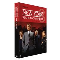 New York Section Criminelle - Coffret intégral de la Saison 8
