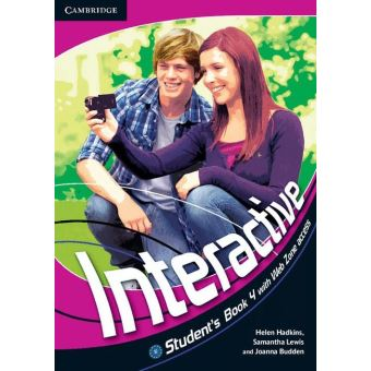 INTERACTIVE LEVEL 4 - STUDENTS BOOK