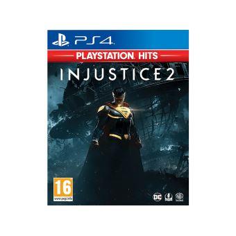 Injustice 2 Hits FR/NL PS4